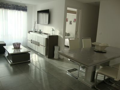 Photo for IN THE GROUND FLOOR OF VILLA APARTMENT 8 PERSONS PROPRIANO