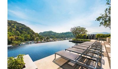 Photo for Sky Pool Rooftop/Cozy Living of 1BR, Phuket City