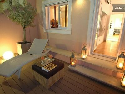 Photo for Holidays in Cascais - Beach and Pool - Sunset Parties. AL 253