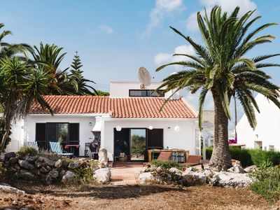 """Photo for Modern and stylish holiday home """"vista do mar"""" overlooking the Atlantic"""