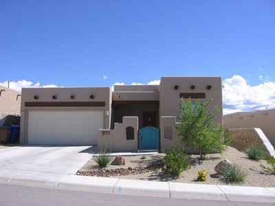 Photo for 7 yr. old single story 1505sf. 2 bedroom home overlooking Organ Mtns