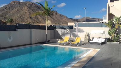 Photo for Murcia: Luxury Penthouse Apartment Independent Modern Design and Ocean Views!