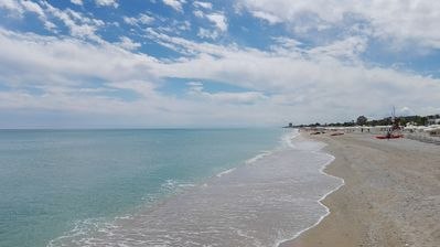 Photo for attic by the sea - penthouse on the beach-fabulous view-beach service included