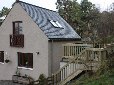 Photo for A well presented apartment in the perfect position to tour the Highlands