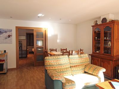 Photo for Spacious apartment in the Naut Aran HUTVA04-1222