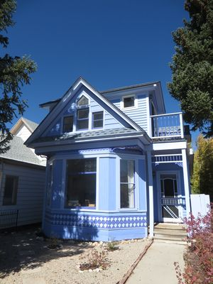 Photo for Historic Leadville home, sleeps 4 guests - modern features and Victorian charm