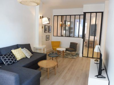 Photo for Contemporary apartment in front of Jean Monnet University