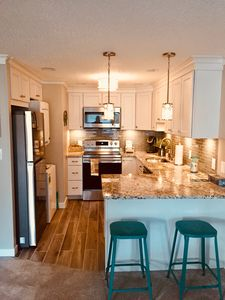 "Photo for TOTALLY REMODELED -41st St Ocean Block - ""GORGEOUS"" ONE BEDROOM CONDO!"