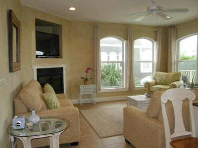 Photo for Lovely Vacation Rental in Seagrove Beach ~ Near the Beach ~ Community Pool!