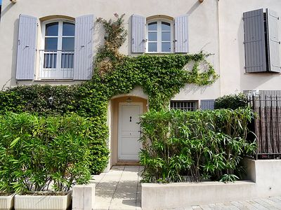 Photo for Vacation home Les Migraniers  in Grimaud, Cote d'Azur - 4 persons, 2 bedrooms