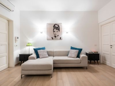 Photo for Romantic apartment in the heart of Florence/Fontanelli