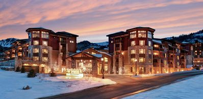 Photo for Park City in the spring! Stay @ The Hilton Sunrise Resort for a long weekend!