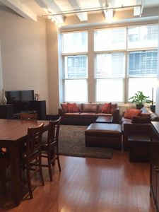 Photo for LUXURY FURNISHED Downtown Boston Loft