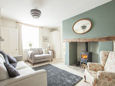 Photo for Secluded Cotswolds cottage in the heart of Fairford