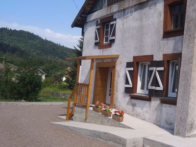 Photo for Character cottage in the heart of the Hautes Vosges ***