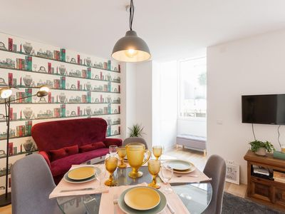 Photo for Letters Cozzy apartment in Estrela with WiFi & lift.