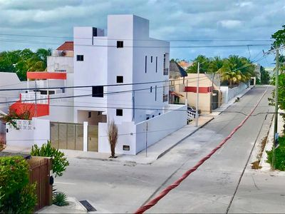 Photo for Beautiful New house in Progreso, Yucatan, just one block from the beach