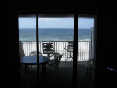 Beach View From Kitchen Thru Den   (Email me about specials)