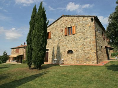 Photo for CHARMING FARMHOUSE near Barberino Val d'Elsa (Chianti Area) with Pool & Wifi. **Up to $-170 USD off - limited time** We respond 24/7