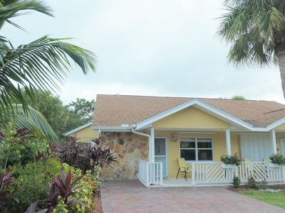Photo for Tropical Beach Cottage, Perfect Location!!!