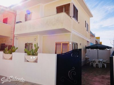 Photo for Villa in Salento TEQUILA 8 places 240 meters sandy beaches
