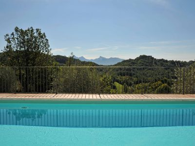 Photo for Charming Villa with Pool, A / C, Wi-Fi, BBQ, near Cinque Terre