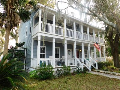 Photo for Gorgeous Port Royal Home 2 Miles From Parris Island!