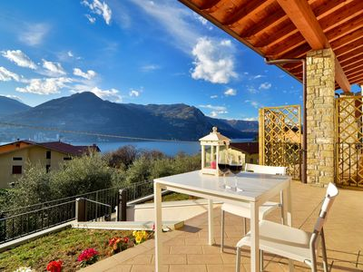 Photo for 3BR Apartment Vacation Rental in Siviano