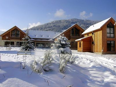 Photo for One bedroom Apartment, sleeps 5 in Sankt Lorenzen ob Murau with Pool and WiFi