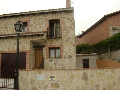 Photo for 3BR Cottage Vacation Rental in Burgohondo, Ávila
