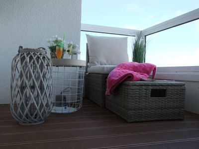 Photo for Apartment with lake view in the house Fresh breeze 05. 10
