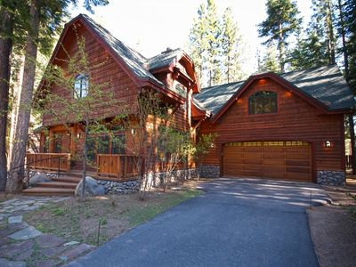 Photo for Woodchuck Tahoe Lodge, Cedar Flat, Carnelian Bay, North Lake Tahoe