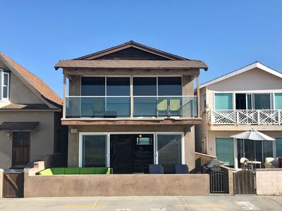 Photo for Huge Single Family Oceanfront Beach House! Space for the Whole Family