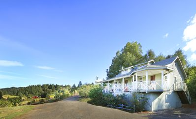 Photo for Private 800+ Acre Historic Ranch - 2 Houses Amongst Vineyards, Barn, & Vistas!