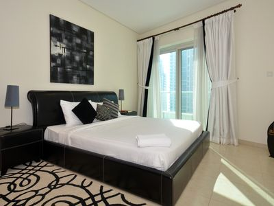Photo for Spacious 03 BR Apartment in Marina Heights- Dubai Marina