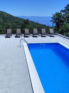 Photo for A Luxury Property with 10 beds and private swimming pool close to Opatija