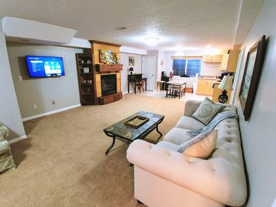 Photo for 2BR Apartment Vacation Rental in Salt Lake City, Utah