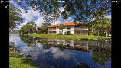 Photo for PGA National Resort Golf Villa  - Luxurious Two Bedroom First Floor Water View