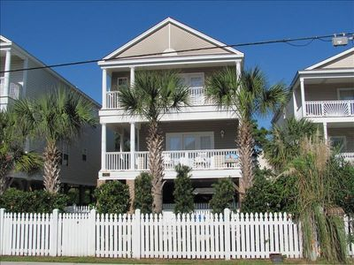 Photo for 6BR House Vacation Rental in Surfside Beach, South Carolina