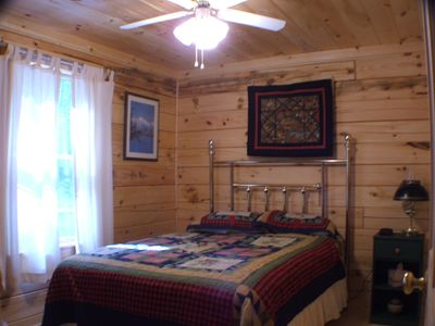 2nd bedroom has a double