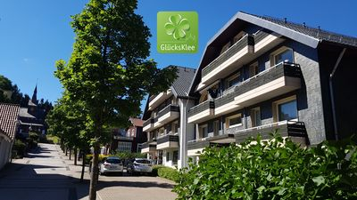 Photo for GIFT CLOVER at the foot of the Bocksberg - Central Modern Cozy (60sqm, 3 balconies)
