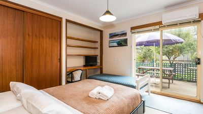 Photo for Beachside Accommodation Torquay , Family friendly