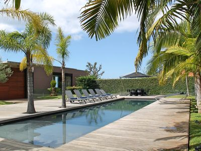 Photo for Elevator, heated pool, A/C, state of the art holiday property | SkyLounge