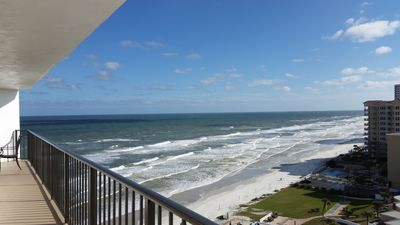 Photo for Charming 2 Br, 2 Bath Ocean View In The Caribbean Condominium
