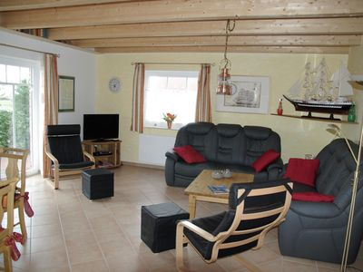 Photo for Wellness House for 8 pers. with sauna and fireplace, carport and patio
