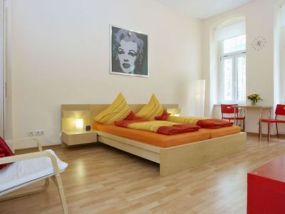 Photo for Prenzy Frenzy apartment in Prenzlauer Berg with WiFi.