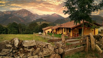 Photo for 2BR Cottage Vacation Rental in Peruyes. Cangas de Onis. Asturias