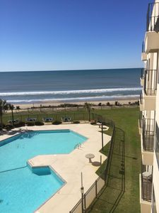 Photo for Oceanfront Condo Renovated in 2019 with Luxury Bedding and Breath Taking Views