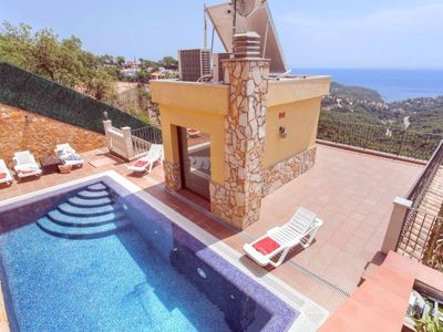 Photo for Vacation home Plata in Lloret de Mar - 10 persons, 3 bedrooms