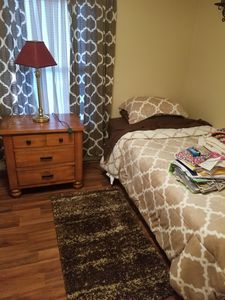 Photo for Grad Student/Traveling Nurses & Physicians/Single twin bedroom